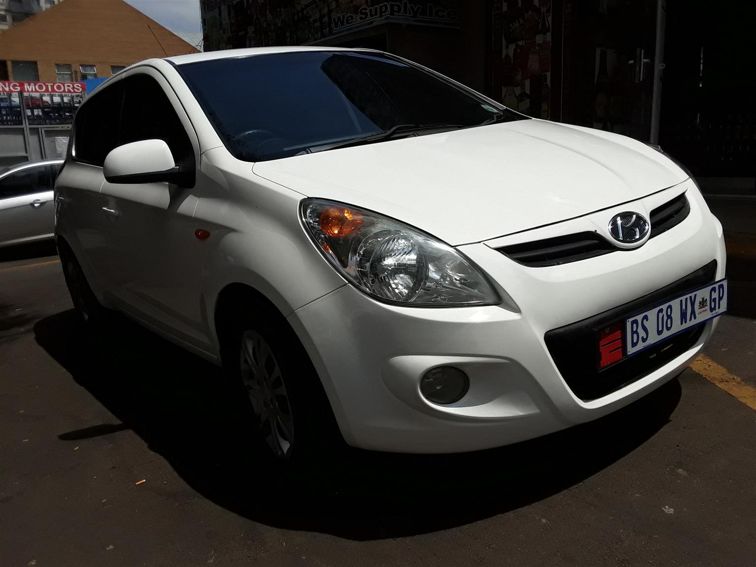 2012 Hyundai i20 1.4 GL auto