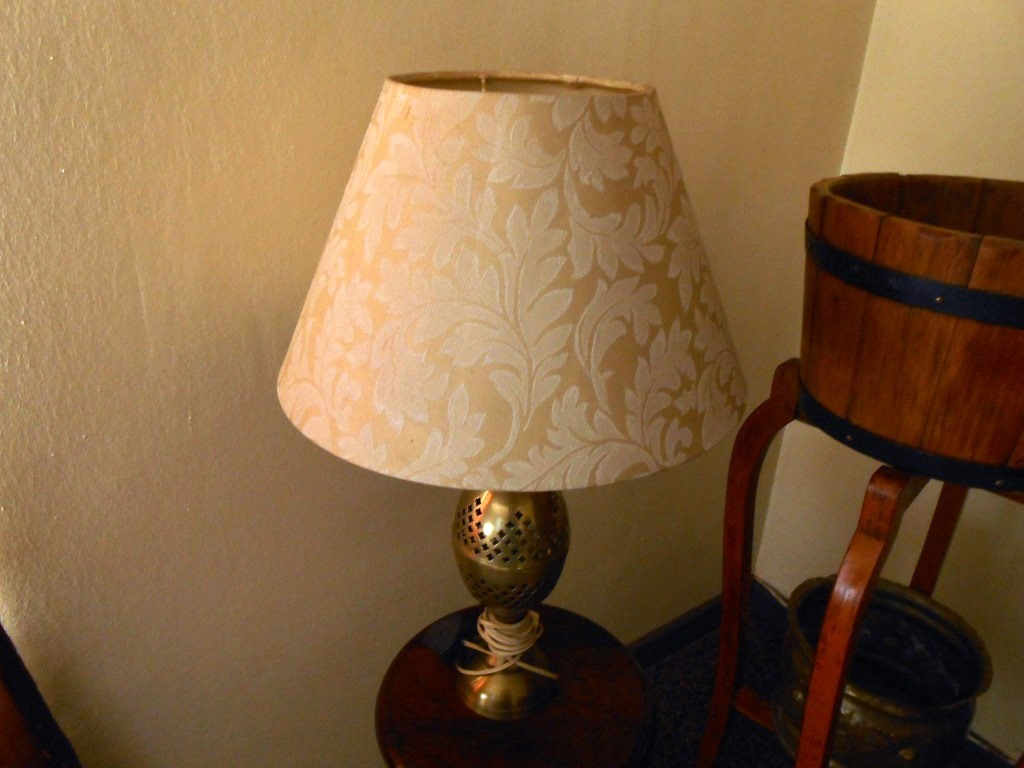Antique Brass Lamp for sale