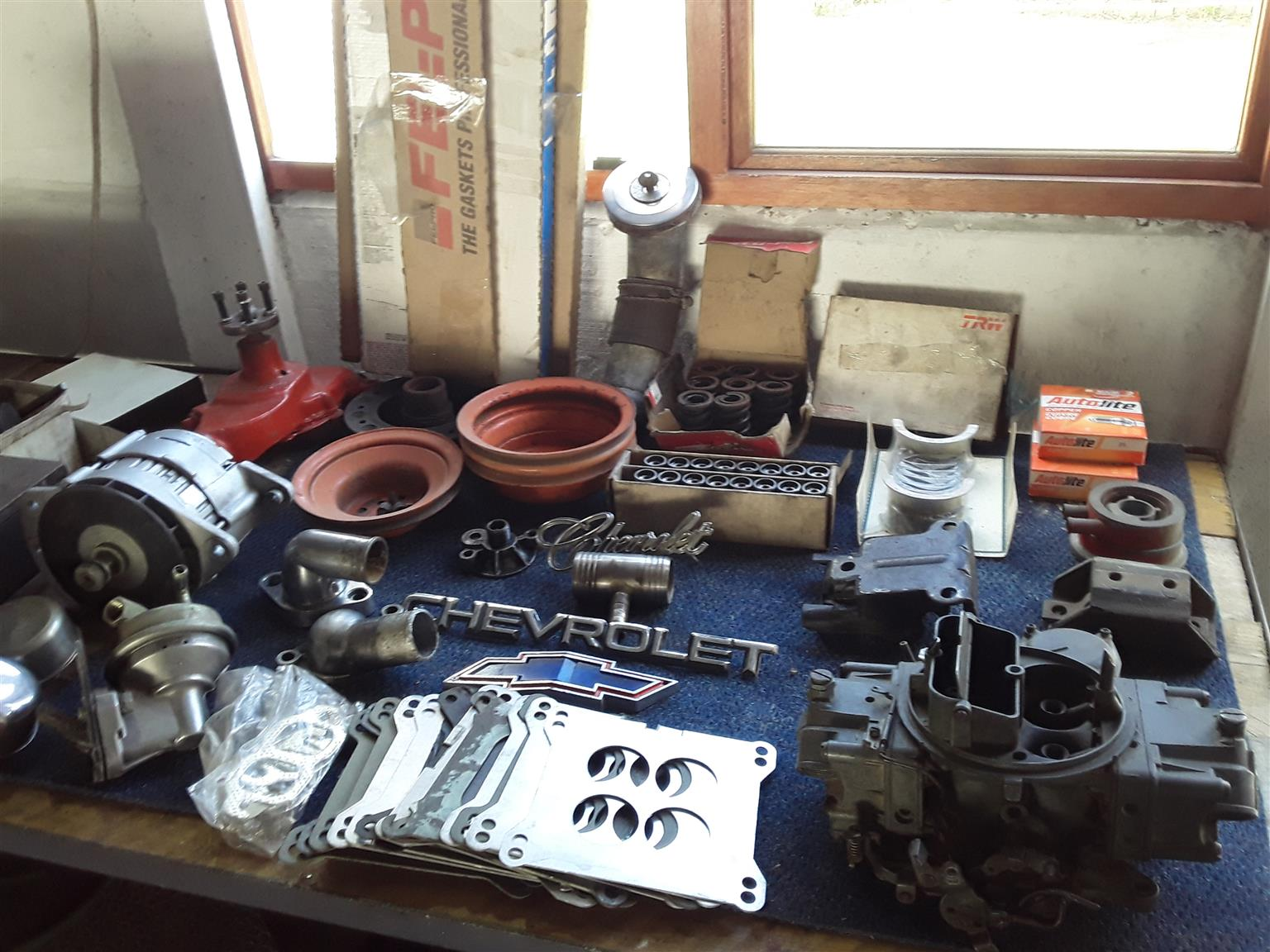 Chevy  spares