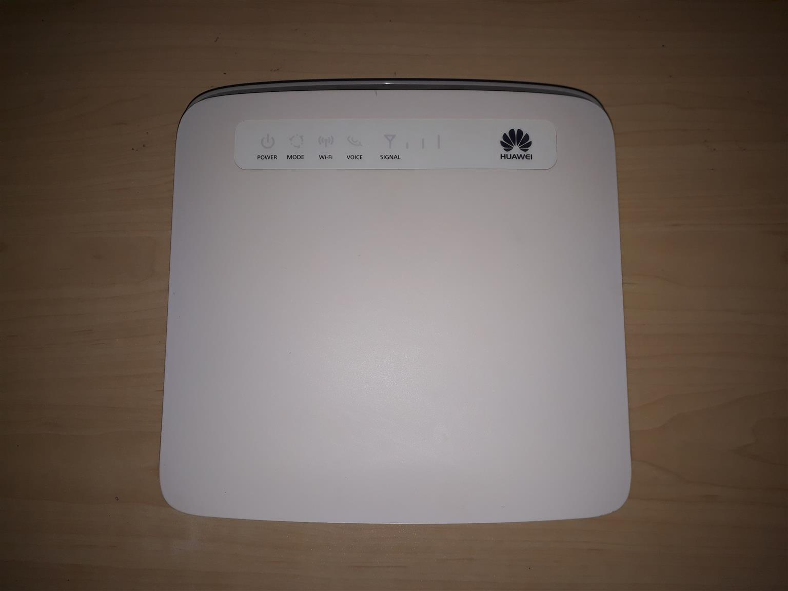 •Huawei E5186s-61a Router