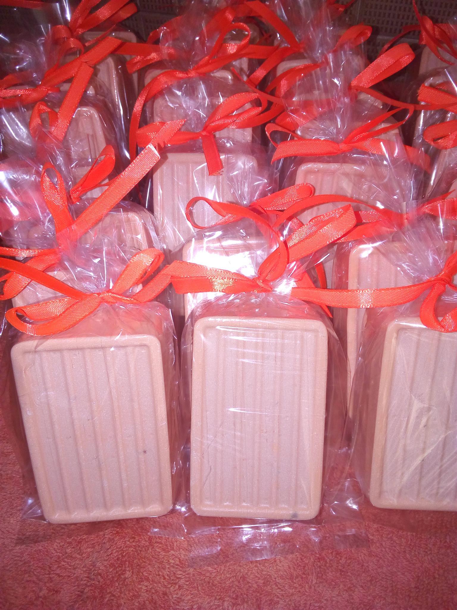 Handmade bath soaps, Luxury