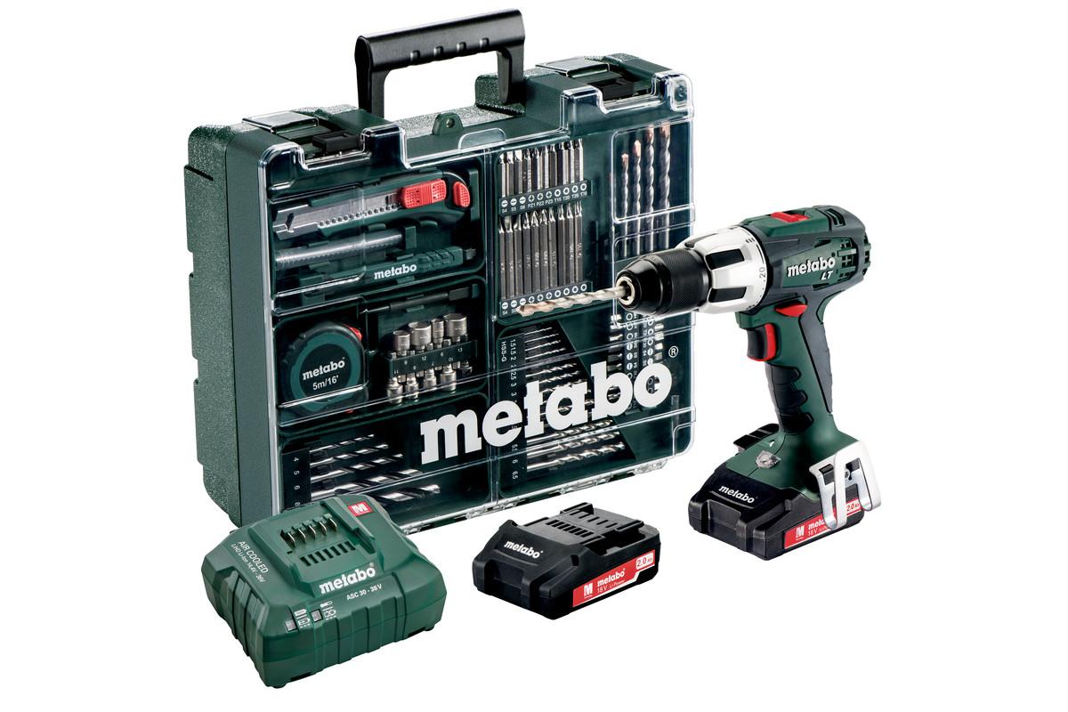 Metabo Mob Workshop Set SB 18LT