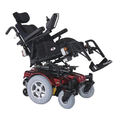 MR WHEELCHAIR RURAL HEAVY DUTY VITAL R TILT & RECLINE