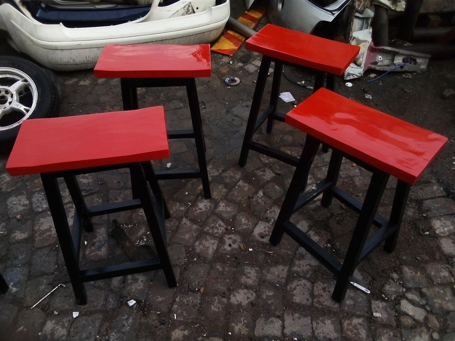 Bar and kitchen stools