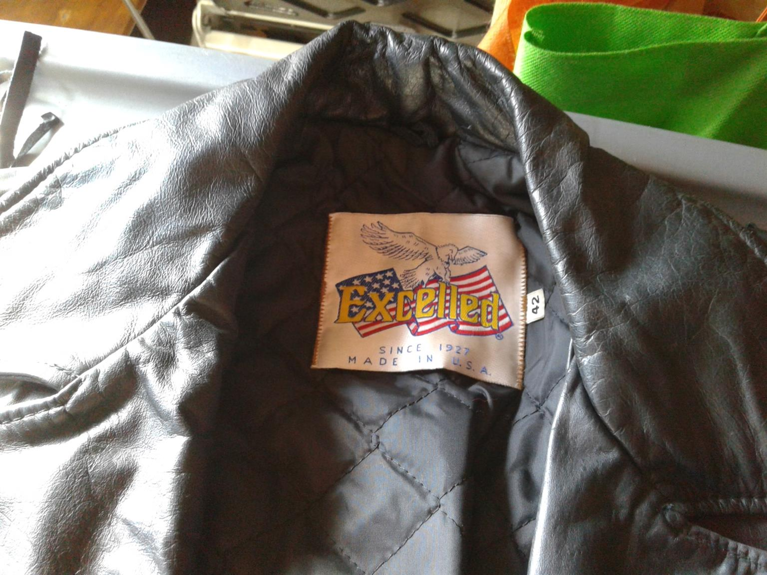 Leather Jackets from the USA