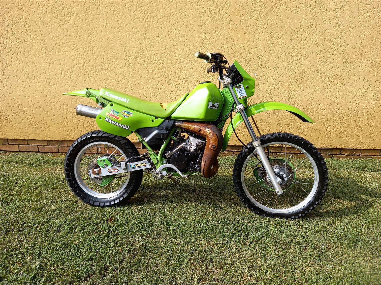 1996 Kawasaki KFX