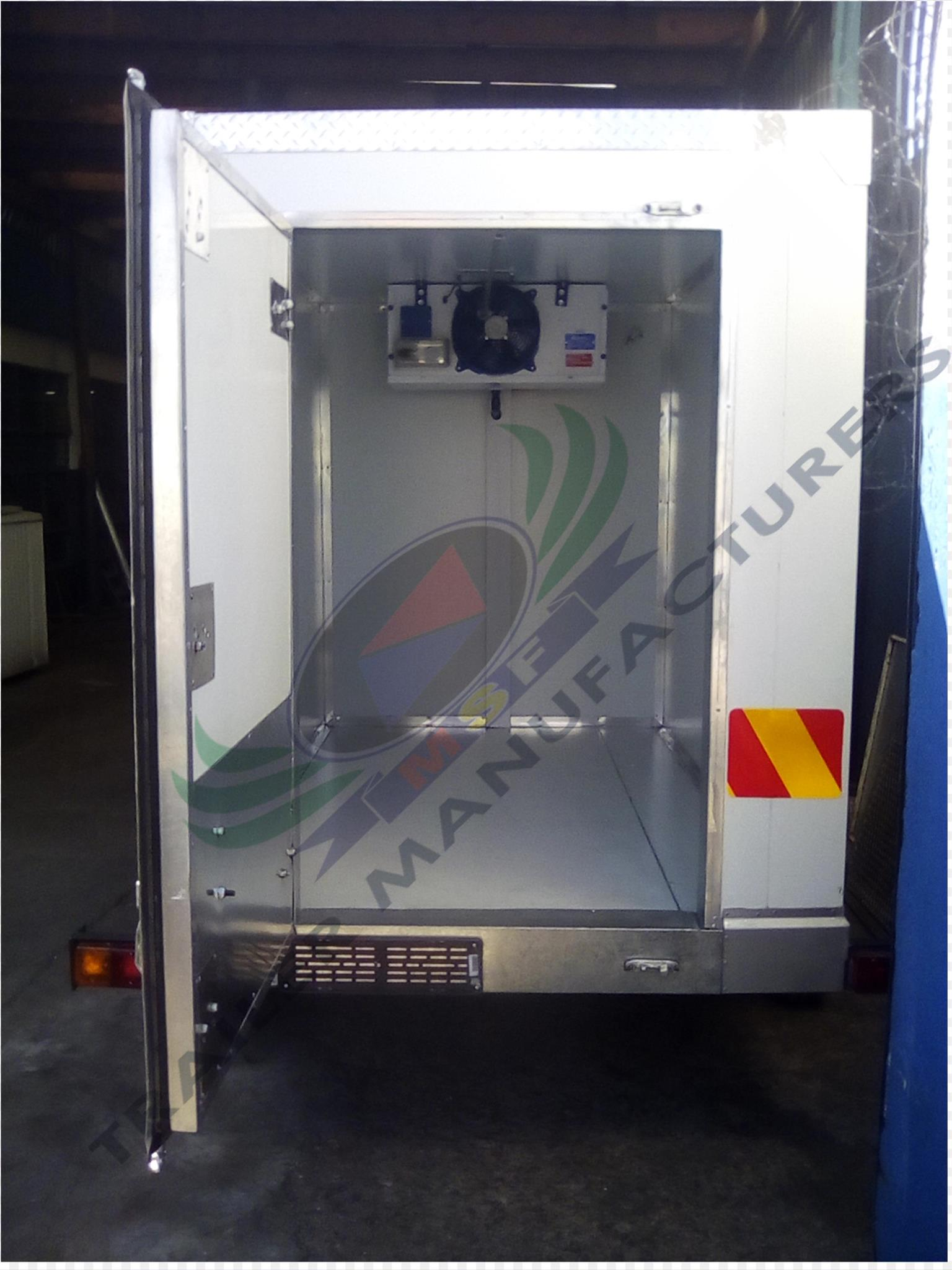 2.5M Mobile Freezer On Special