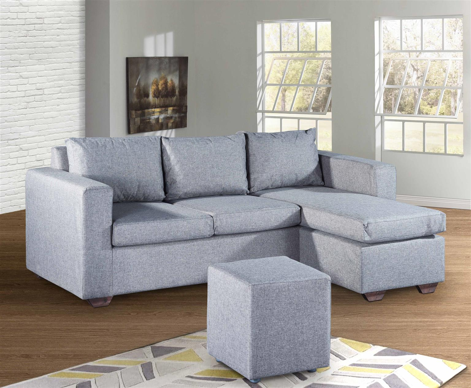 Living Room Furniture Gauteng Pretoria Centurion New Corner Lounge Suite