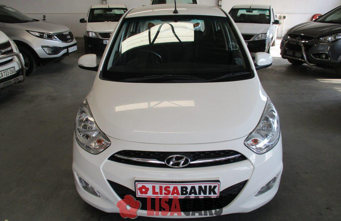 2015 Hyundai i10 1.1 GLS automatic