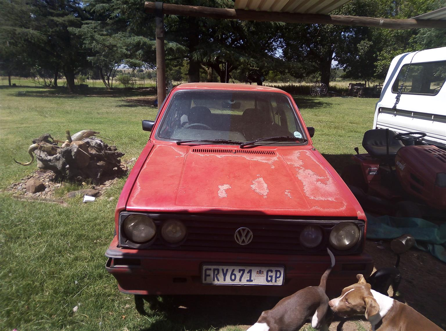 1980 VW Golf GTD
