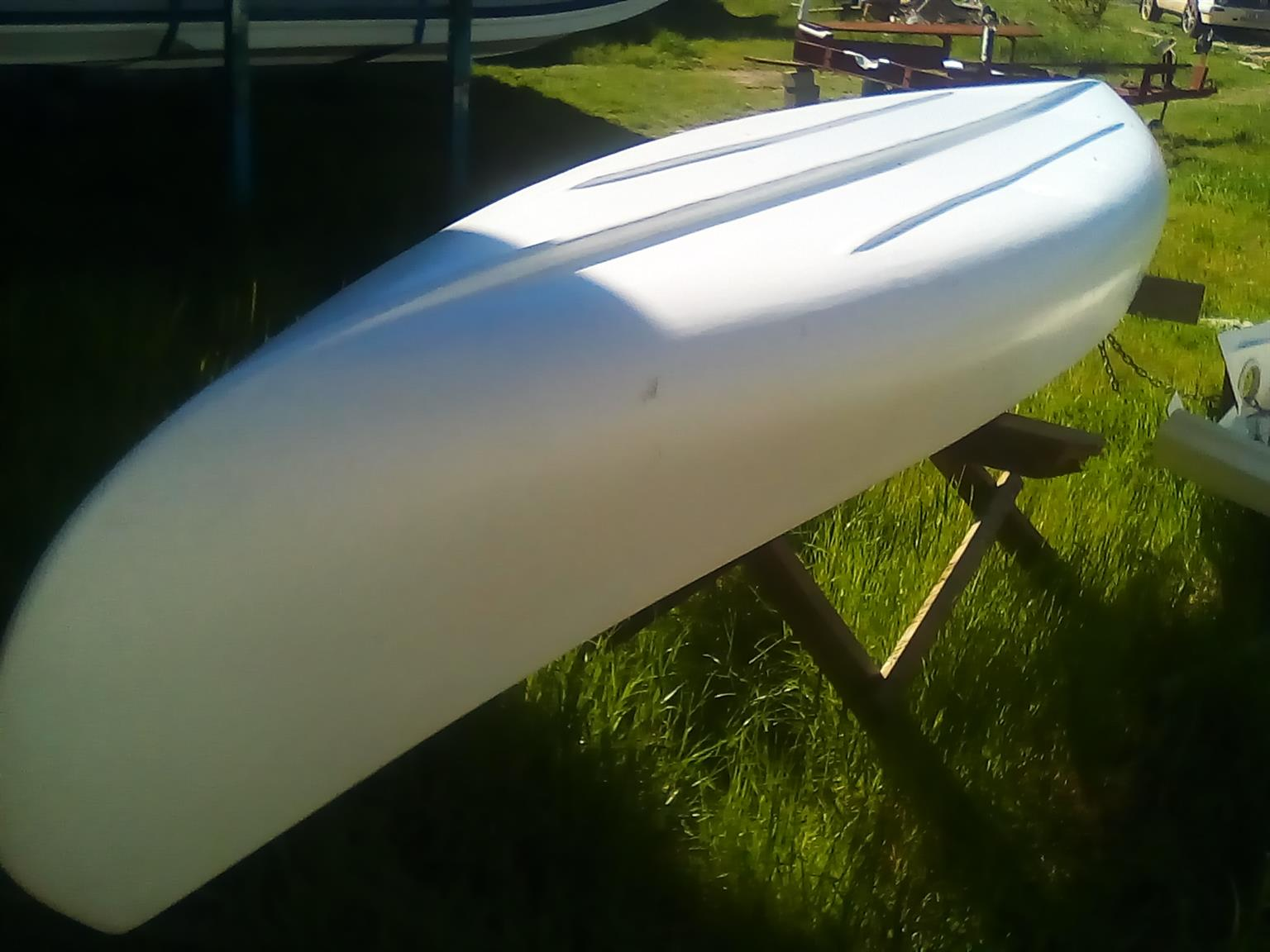 INDIAN CANOE FOR SALE OR TO SWOP