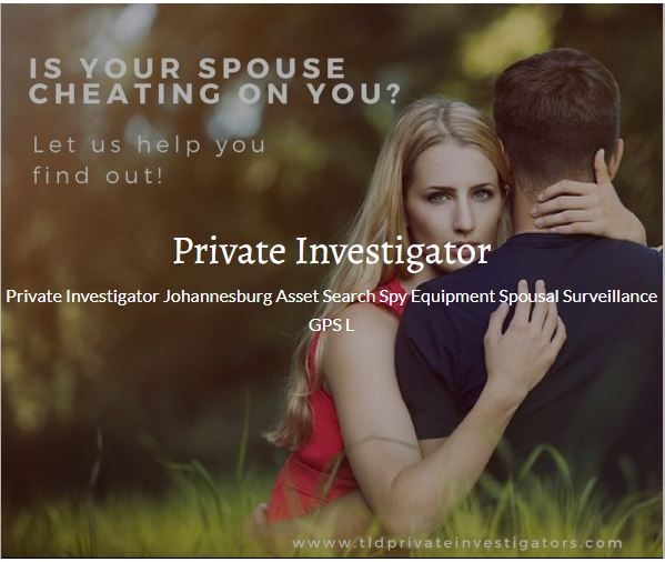 Cheating spouse investigators South Africa | Junk Mail