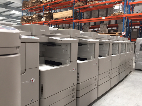 Refurbished Heavy Duty Copiers for Office and Business