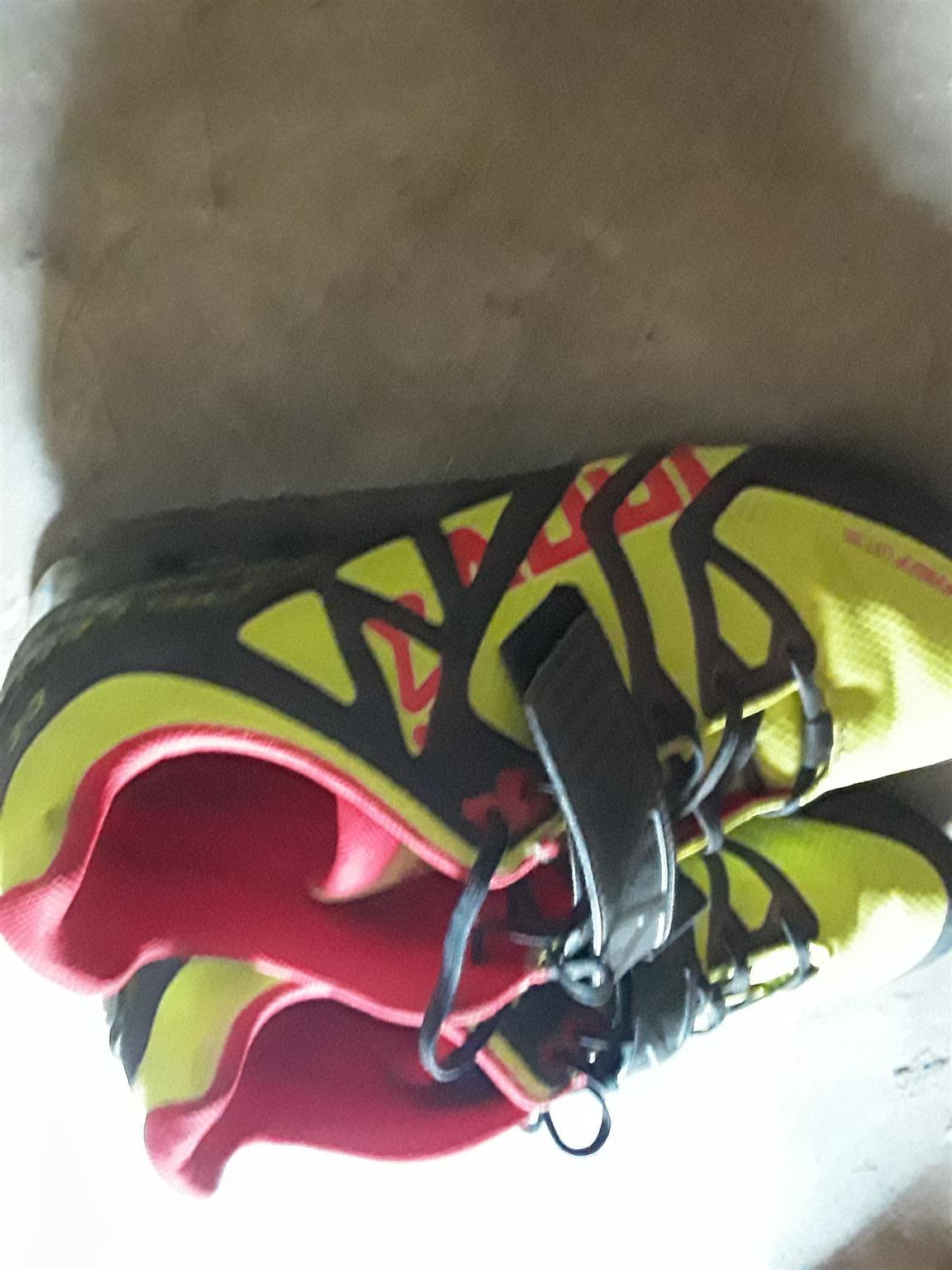 Olympic weight lifting shoes - size 9