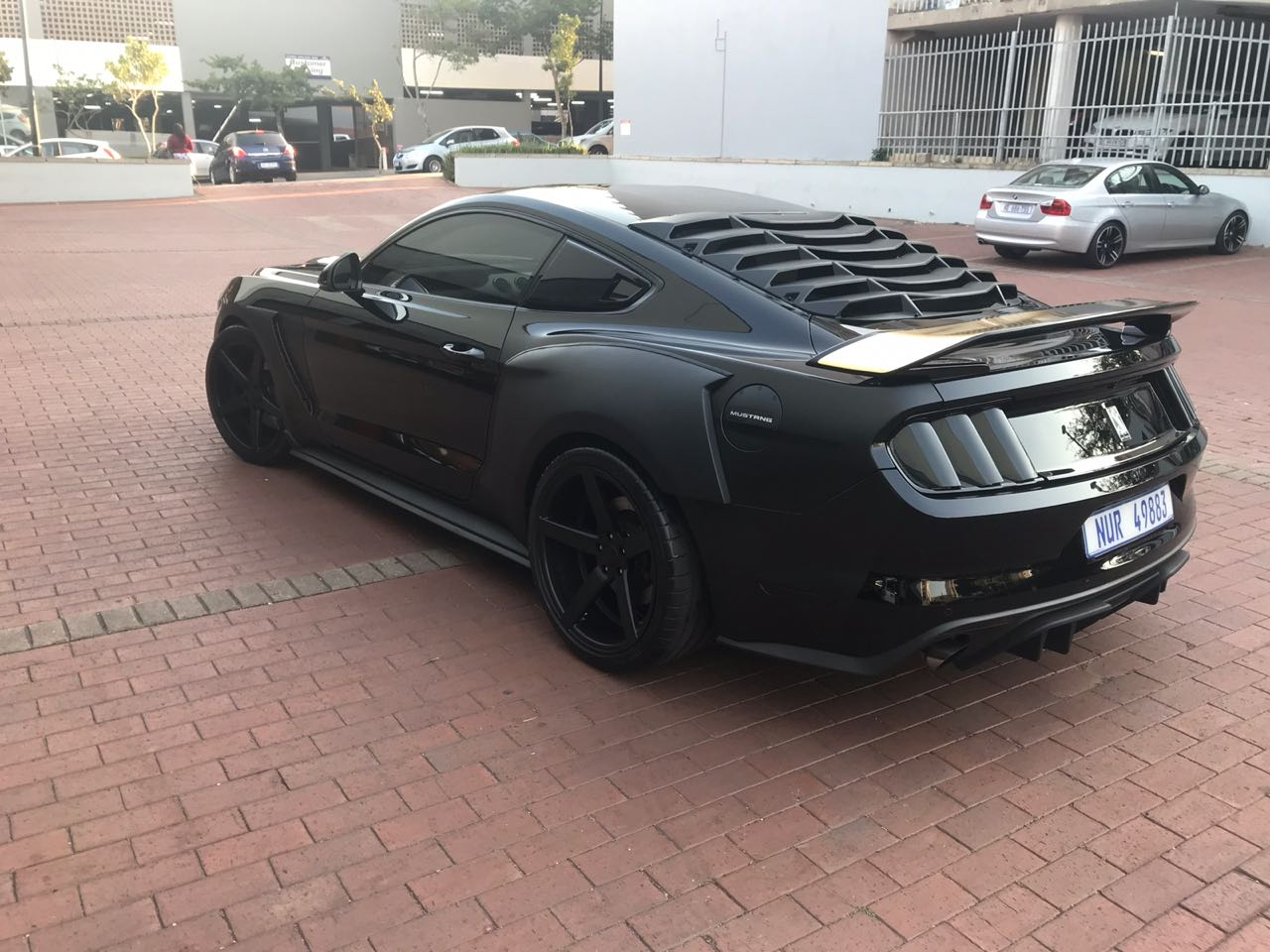 Ford Mustang Body Kits