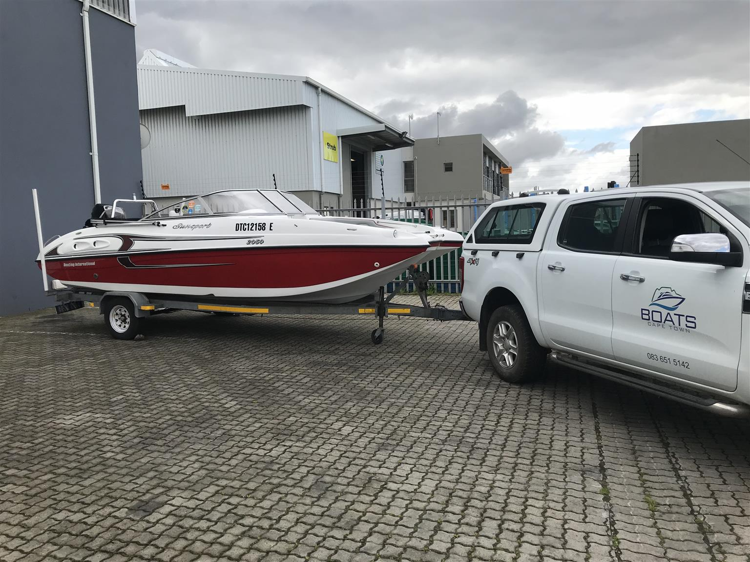 Transport boats, trailers and general goods