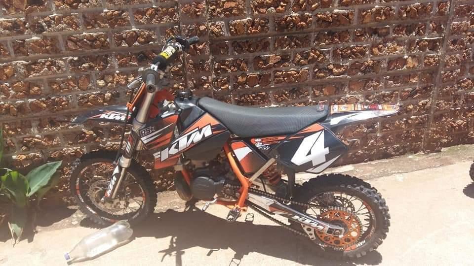2014 KTM 65SX