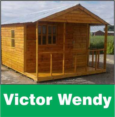 VICTOR WENDY HOUSES - big and small