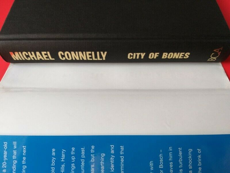 City Of Bones - Michael Connelly - Harry Bosch #8.