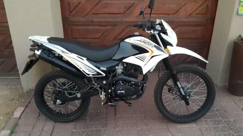 2016 Bashan 250cc