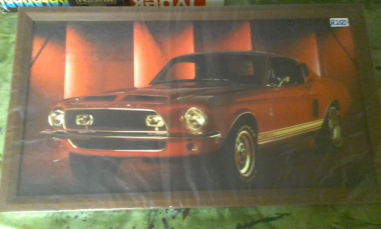 Car picture frames for sale