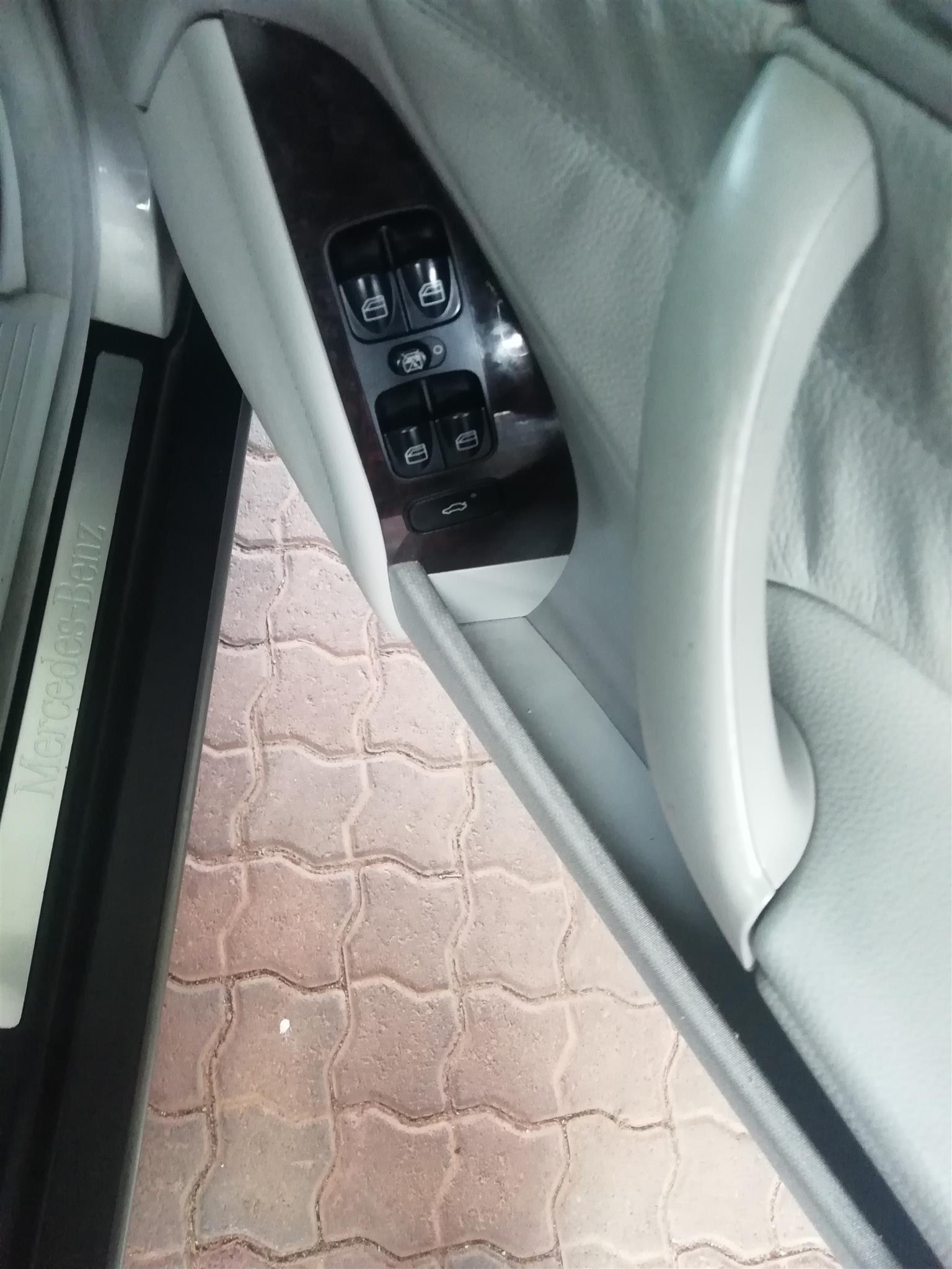 2007 Mercedes Benz C Class C180 Elegance