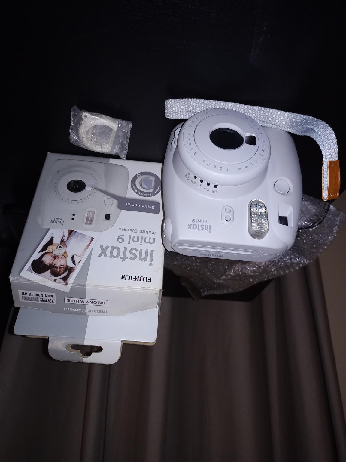 Fujifilm Instax Mini 9 Instant Camera For Sale