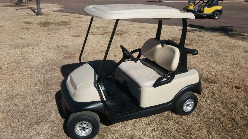 President Golf Cart 48v