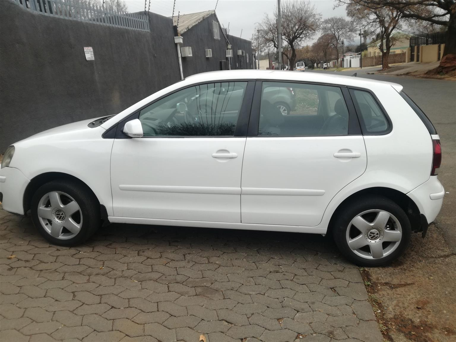 2007 VW Polo Cross  1.9TDI