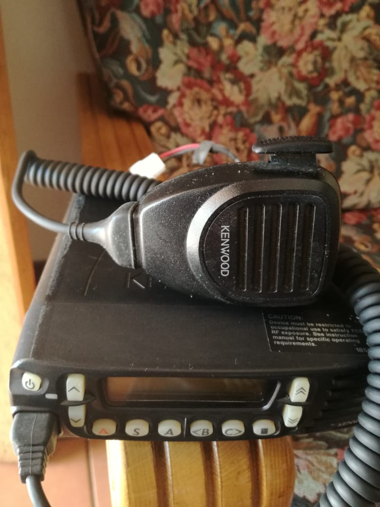 Two Way Kenwood Uhf Radio With Power Supply And Back Up Battery Wiring Zara Mobile