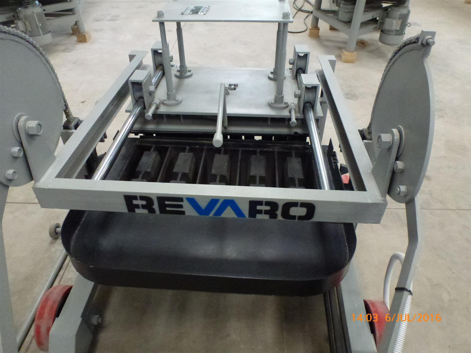 Revaro Egg Layers with inter changeable moulds Affordable big profits