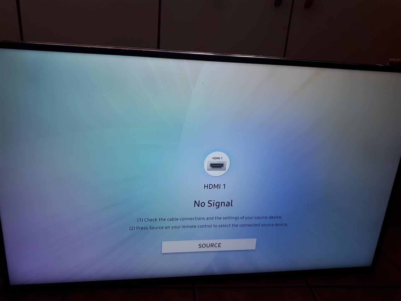 Samsung smart tv 4k UHD for sale