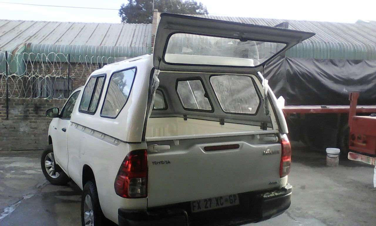 Toyota Hilux Lwb GD6 Brand New GC Hi -Liner Canopies for sale!!!