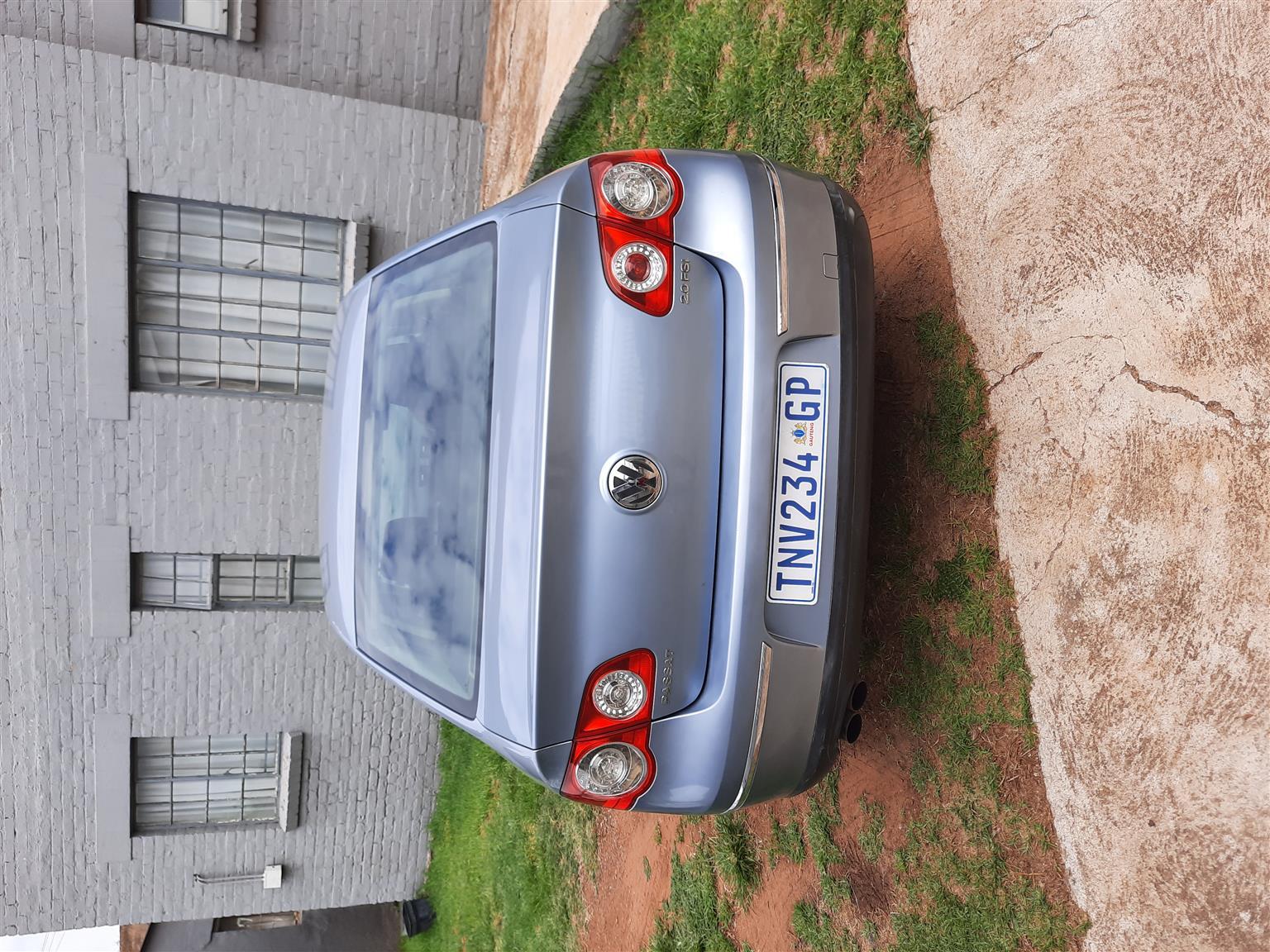 2006 VW Passat 2.0TSI R Line