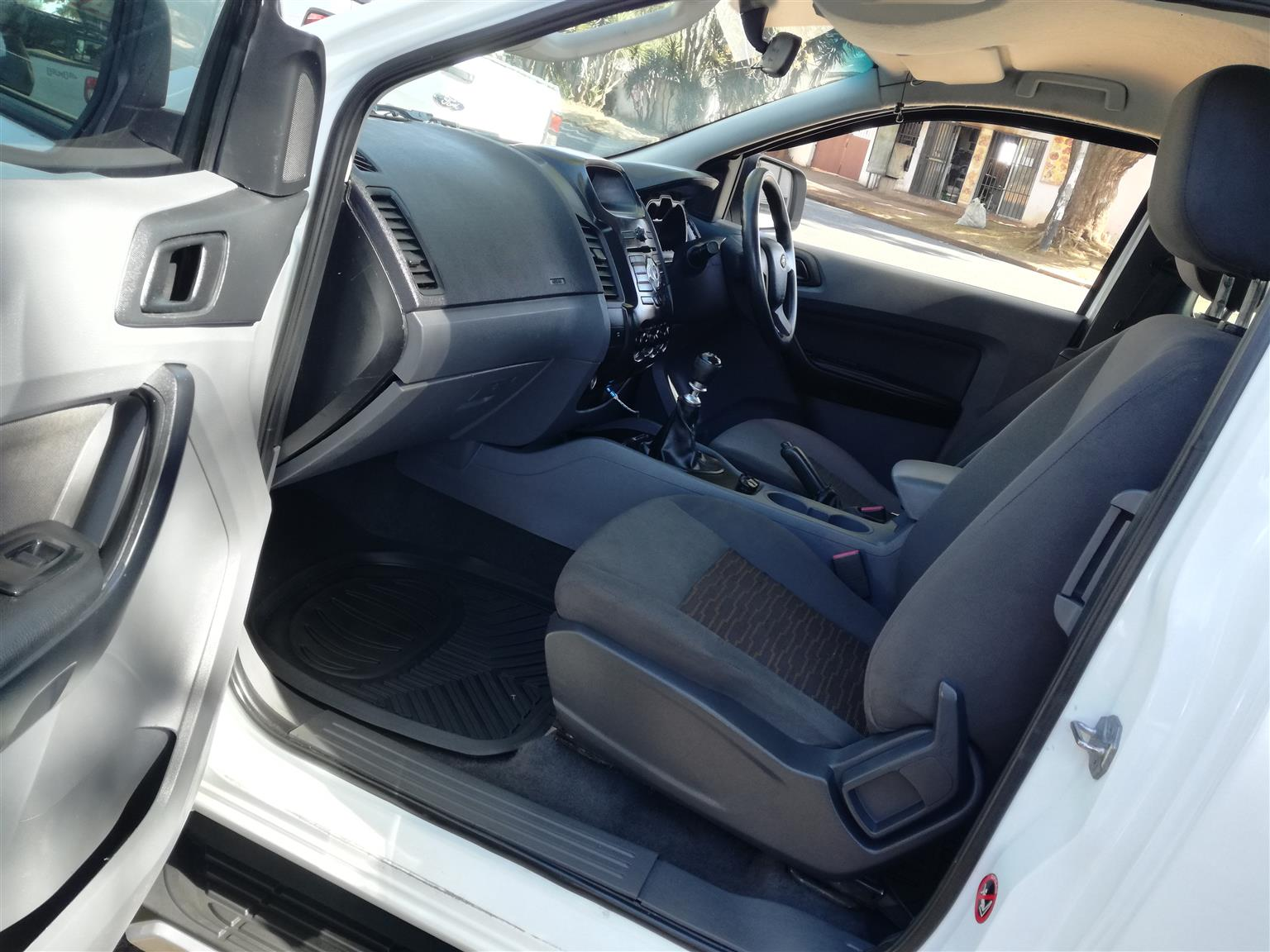 2015 Ford Ranger Super Cab 2.2TDCi Mechanically perfect