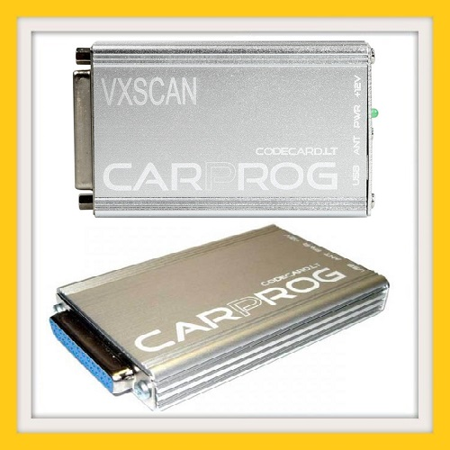 AUTO ECU SCANNER CARPROG FULL V10.93 Firmware Perfect online version With All 21 Adapters