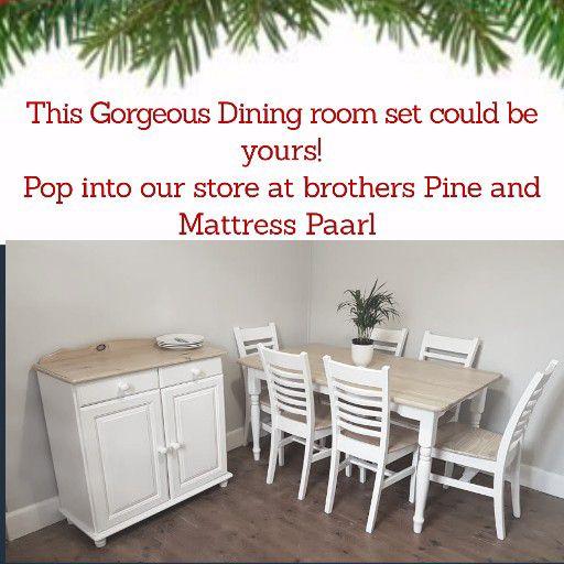 Pine and Mattress Paarl