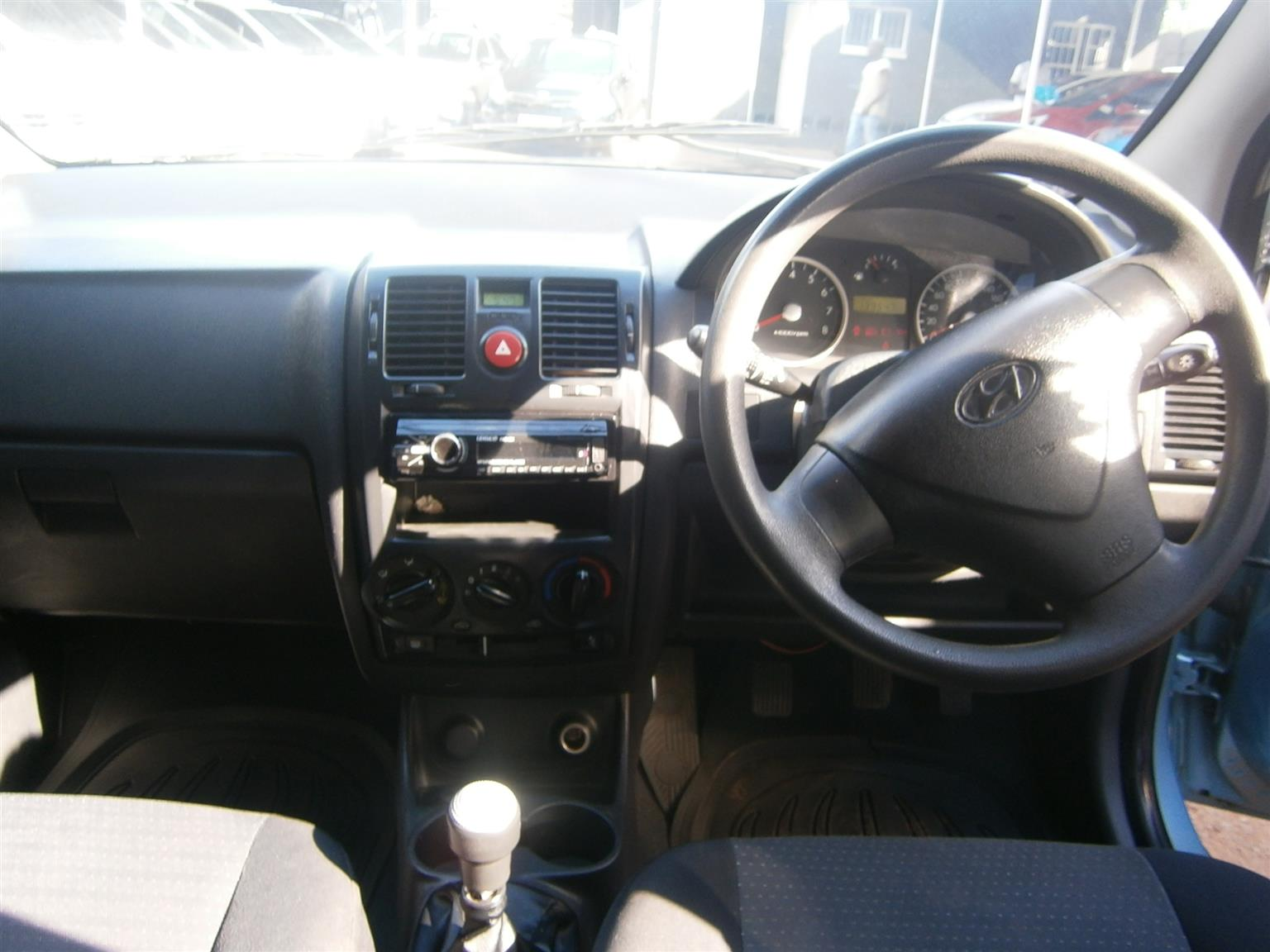 2008 Hyundai Getz 1.4 GL
