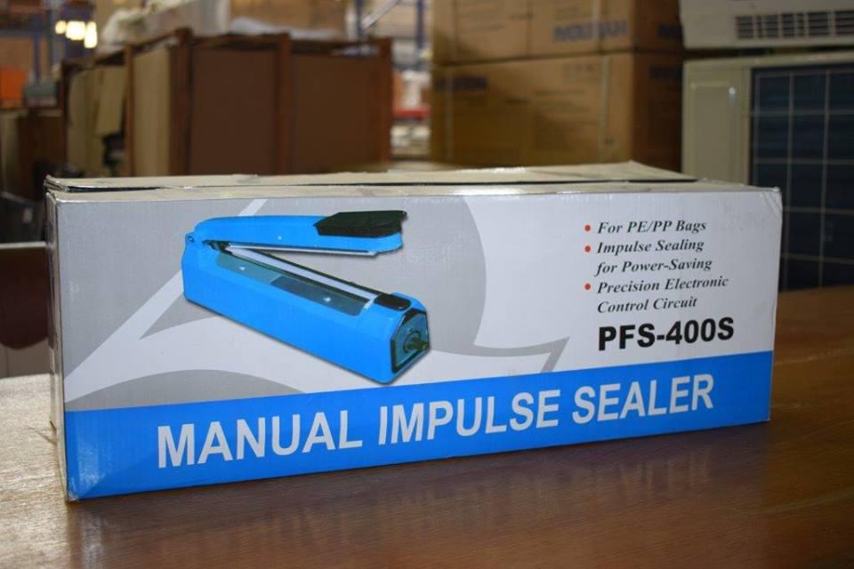 Manual impulse sealer for sale
