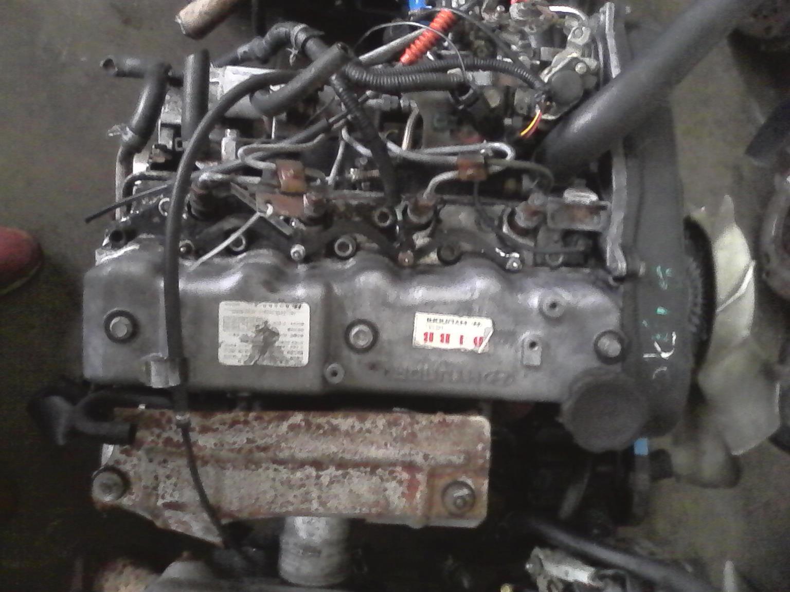 Hyundai H100 D4BB Engine for Sale
