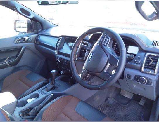 2018 Ford Ranger 3.2 double cab 4x4 Fx4 auto