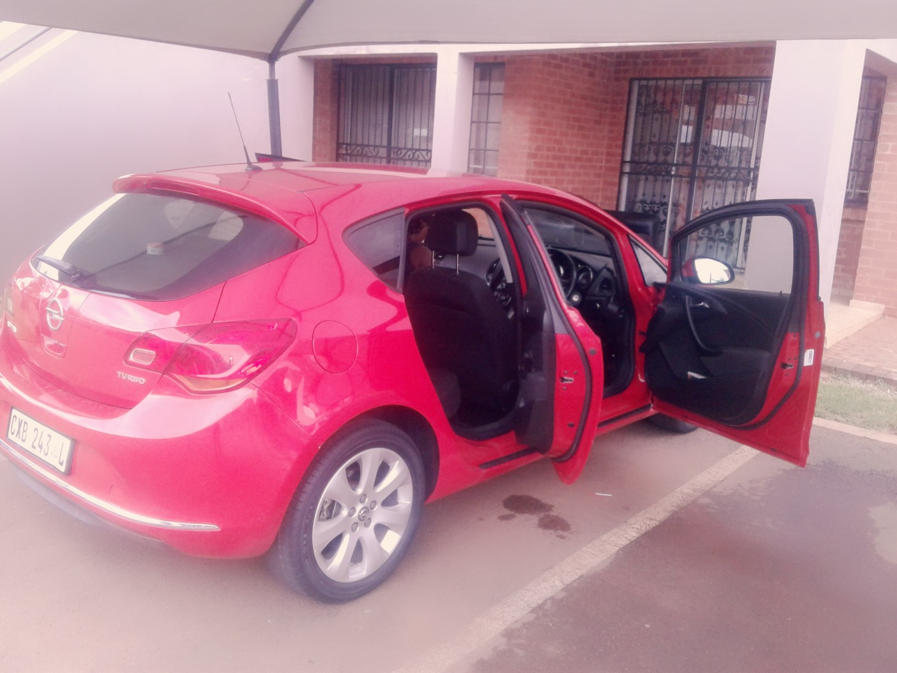 2013 Opel Astra hatch ASTRA 1.0T ESSENTIA  (5DR)