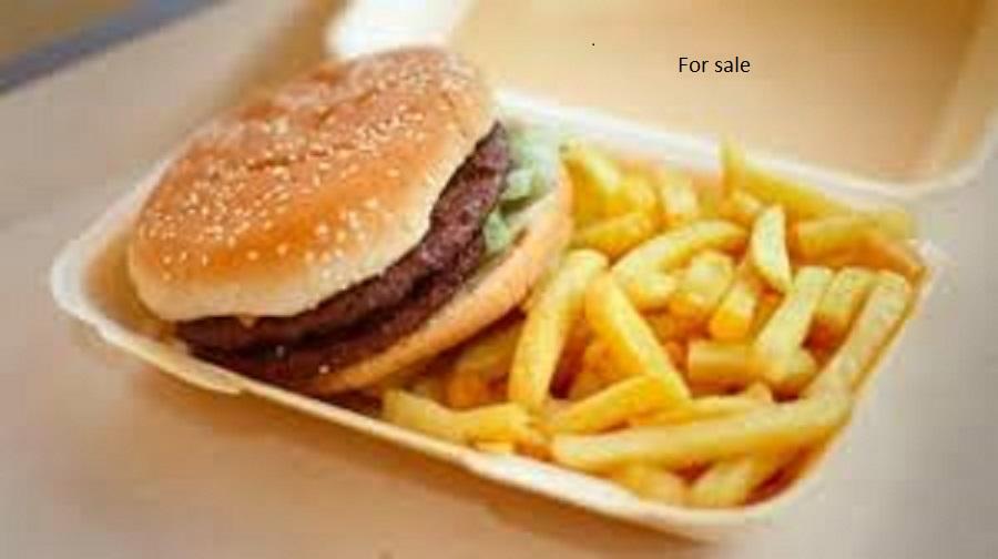 Take away in City centre of Pretoria for sale!