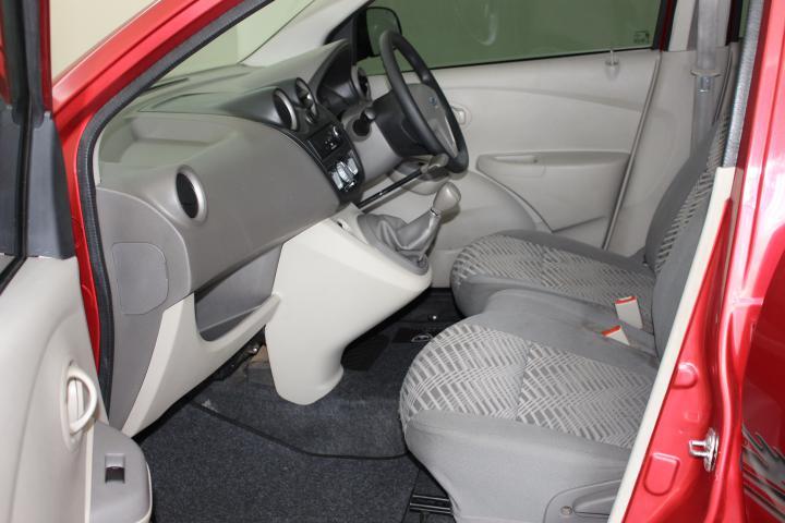 2016 Datsun Go hatch GO 1.2 LUX