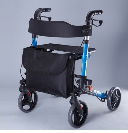 MR WHEELCHAIR GT ROLLATOR: */**