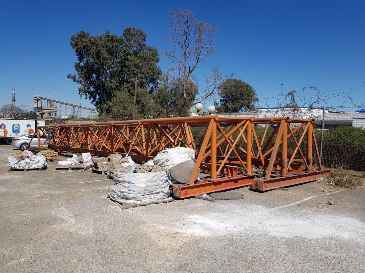 3 x Overhead Cranes for sale