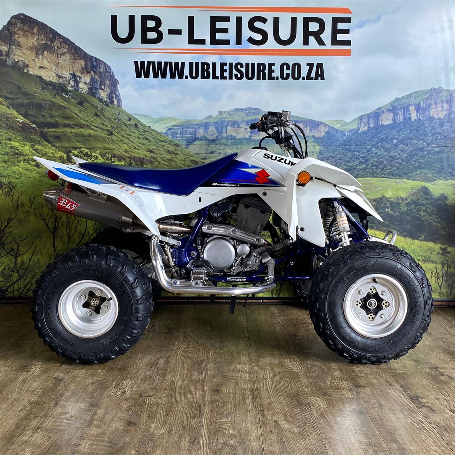 2009 SUZUKI LTZ 400 FI | UB LEISURE
