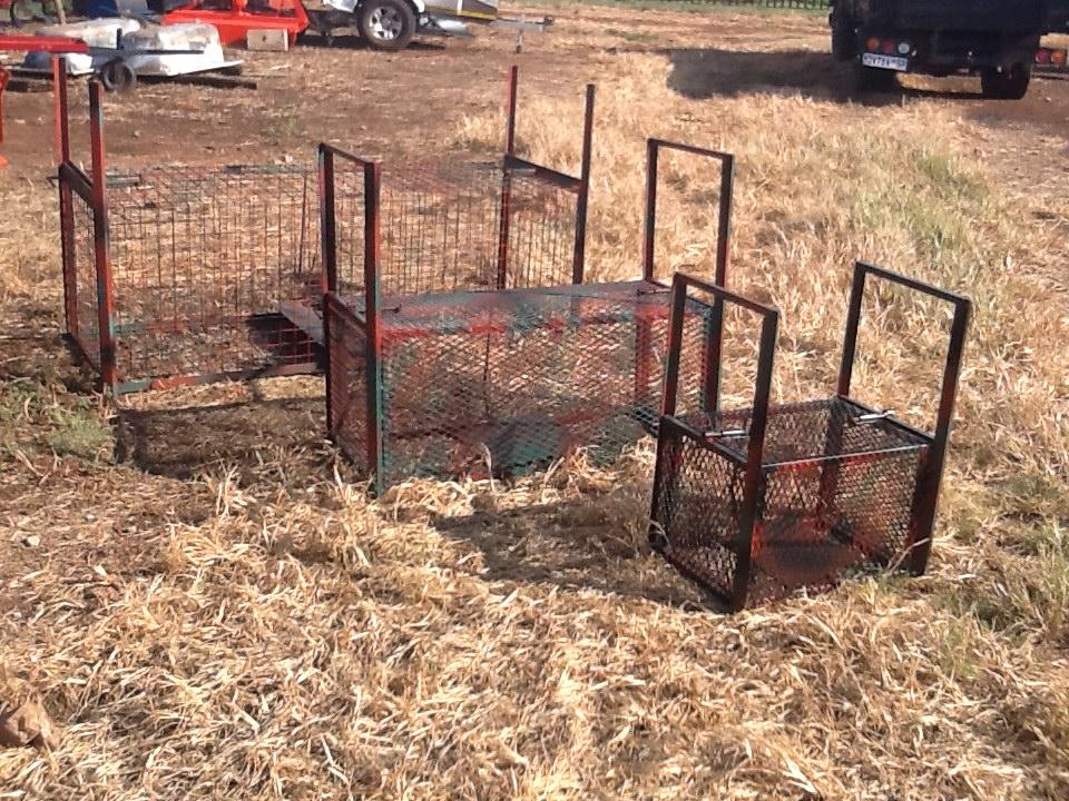 traps for wild animals