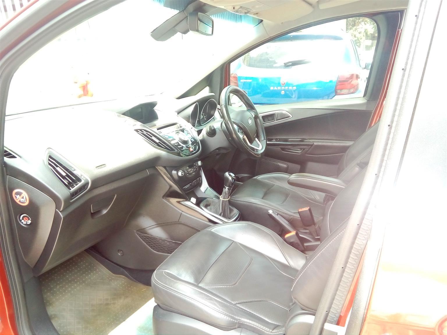 2015 Ford B-Max 1.0T Titanium