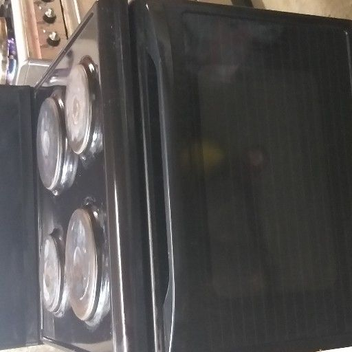 Electric Four Plate Stove